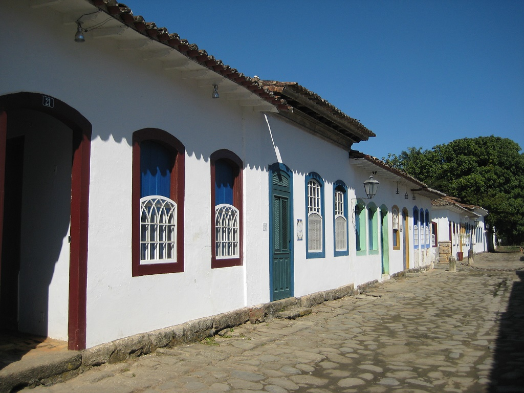 Paraty old town 3