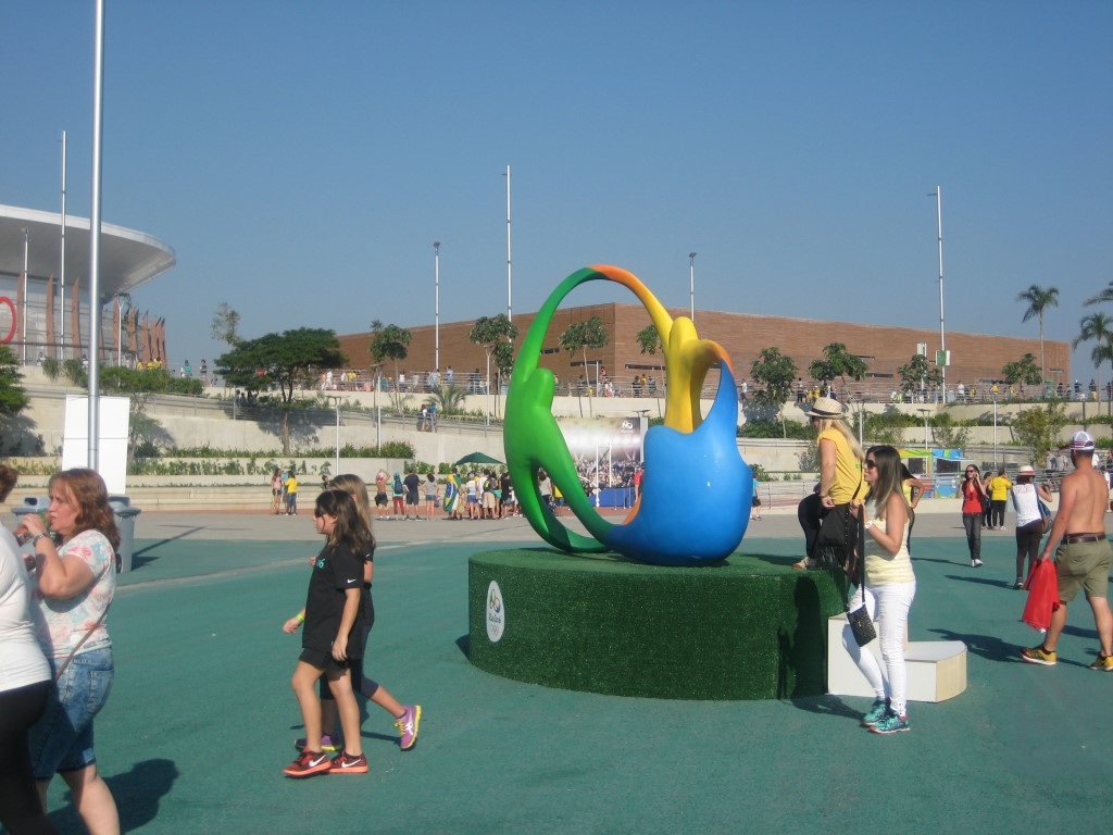 the Olympic Park 10